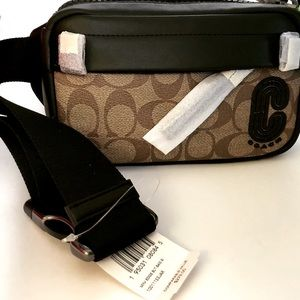 COACH, Mini Edge (Belt Bag) New With Tags (2) left